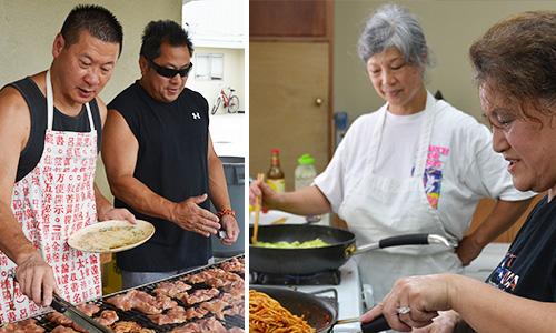 Alumni Cooks