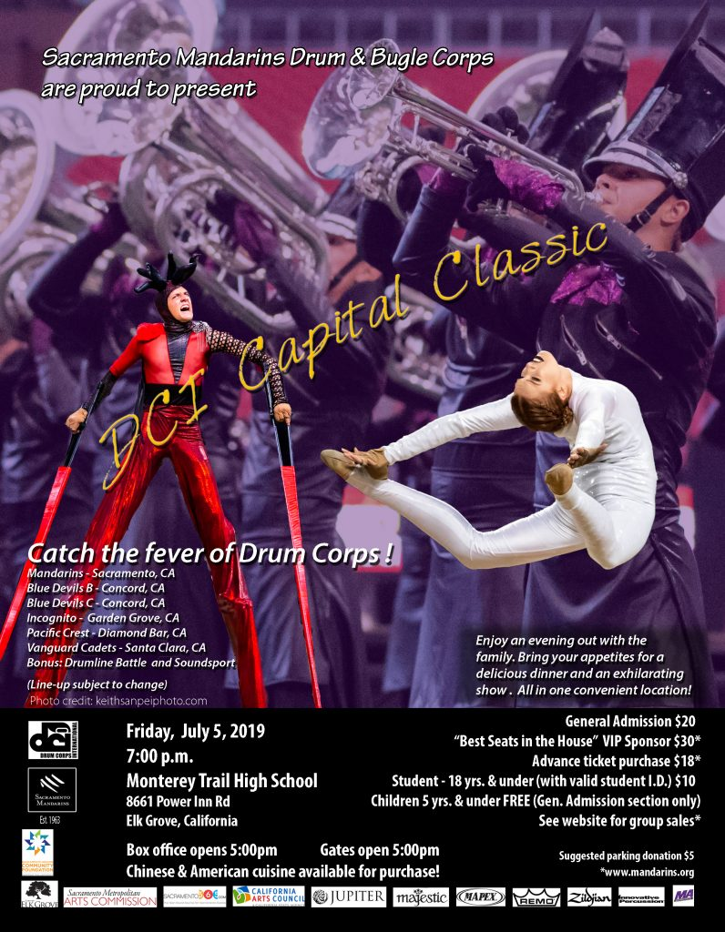 DCI Capital Classic Poster