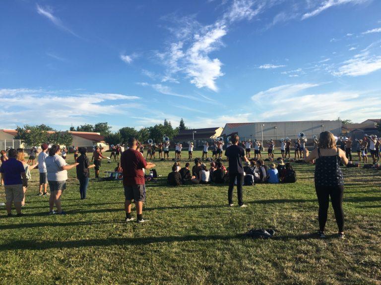 2019 NorCal Leadership Camp - Sacramento Mandarins